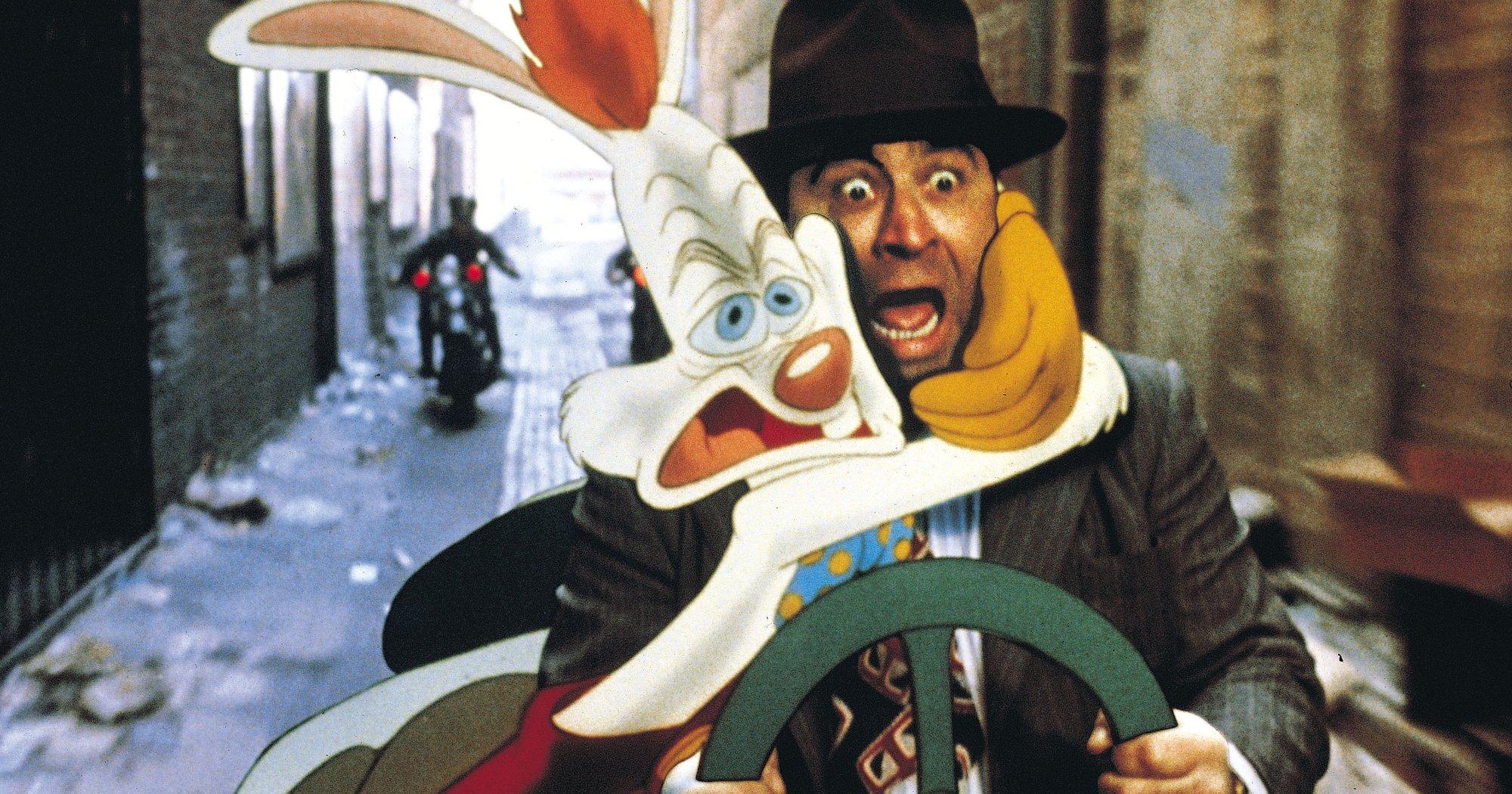 Falsches Spiel Mit Roger Rabbit - online anschauen   Pantaflix