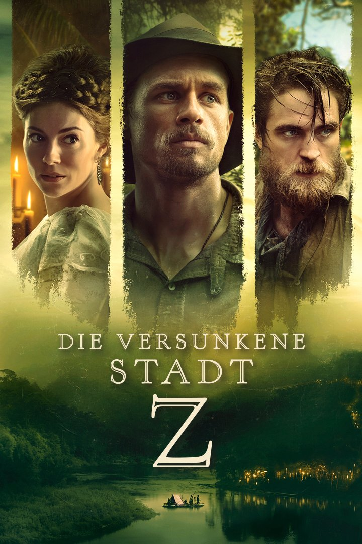 The Lost City of Z (2017) - Movie | Moviefone