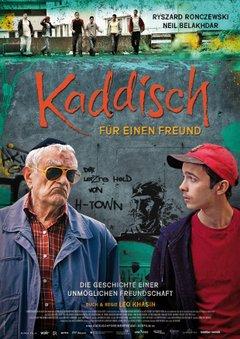 Kaddisch für einen Freund Filmplakat