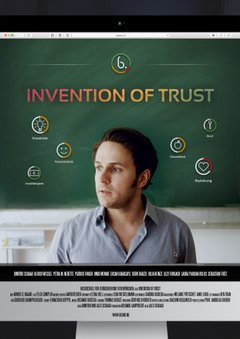 Invention of Trust movie poster