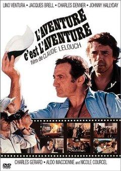 L'aventure, c'est l'aventure movie poster