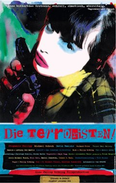 Die Terroristen Filmplakat