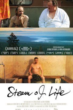 Steam of life movie poster