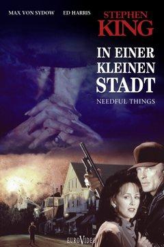 Needful Things movie poster