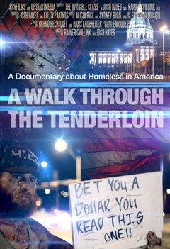 A Walk through the Tenderloin movie poster