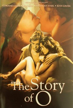 The Story of O movie poster