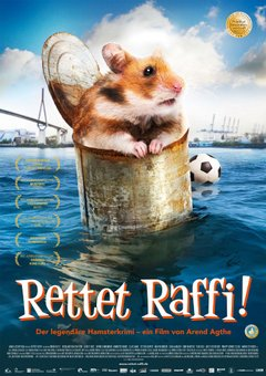 Rettet Raffi! movie poster