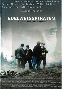 The Edelweiss Pirates movie poster