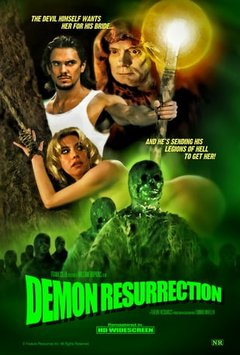 Demon Resurrection movie poster