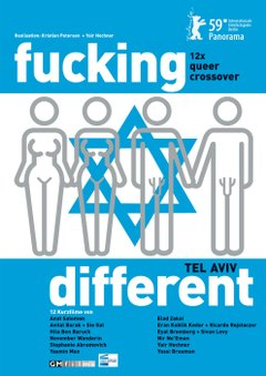 Fucking Different Tel Aviv movie poster