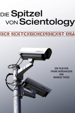 Die Spitzel von Scientology movie poster