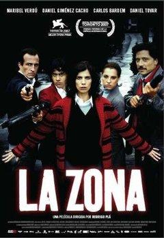 La Zona movie poster