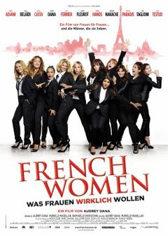 French Women movie poster