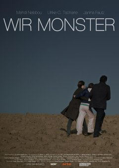 We Monsters movie poster