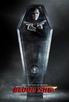 Blood Shot movie poster