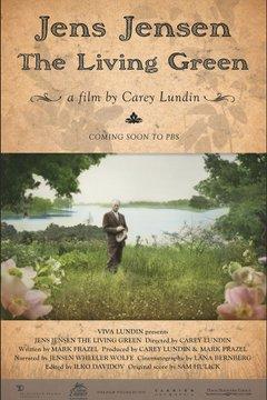 Jens Jensen The Living Green Filmplakat