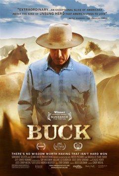 Buck movie poster