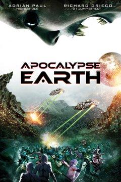 AE Apocalypse Earth movie poster