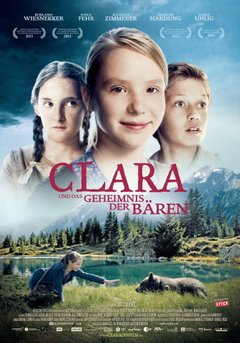 Clara and the Secret of the Bears movie poster