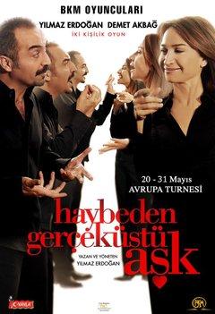 Haybeden Gerçeküstü Aşk movie poster