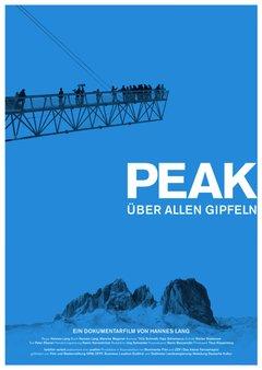 Peak movie poster
