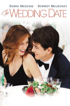 The Wedding Date movie poster