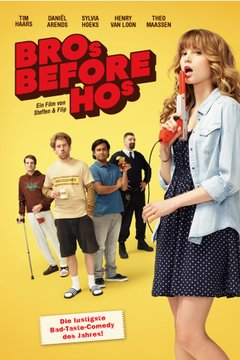 Bros Before Hos movie poster