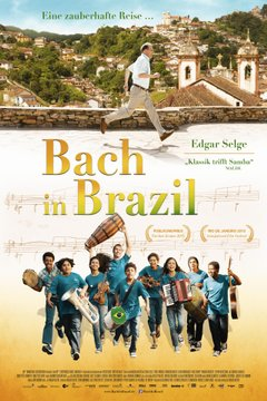 Bach in Brazil movie poster
