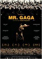 Mr. Gaga movie poster