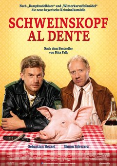 Pig Head al Dente movie poster