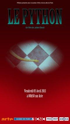 Le Python movie poster