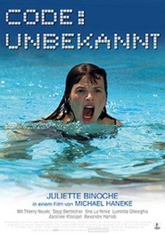 Code: Unknown movie poster
