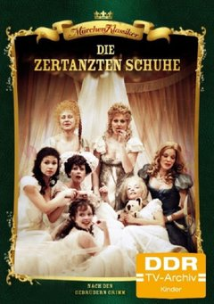 Die zertanzten Schuhe movie poster
