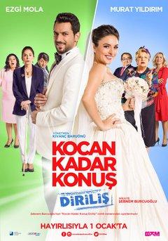 Kocan Kadar Konuş: Diriliş movie poster