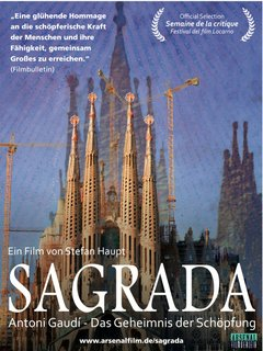 Sagrada - The Mystery of Creation movie poster