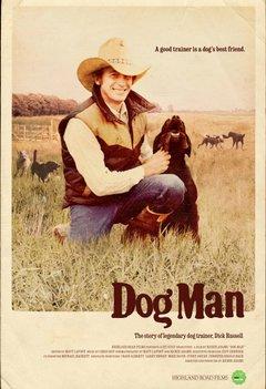 Dog Man movie poster