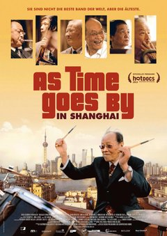 As Time Goes by in Shanghai movie poster
