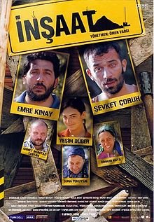 İnşaat movie poster