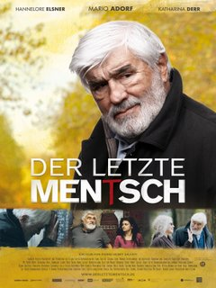 The Last Mentsch movie poster