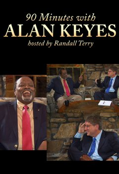 90 Minutes with Alan Keyes movie poster
