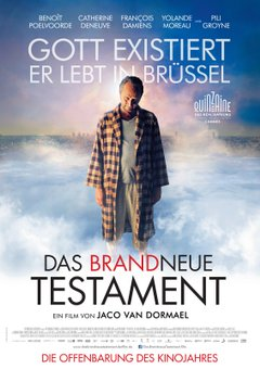 The Brand New Testament movie poster
