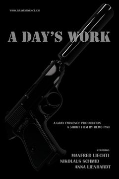 A Day's Work movie poster