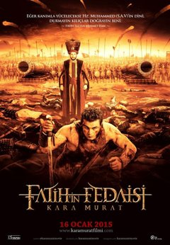 Fatih´in Fedaisi Kara Murat movie poster