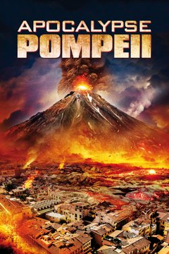 Apocalypse Pompeii movie poster