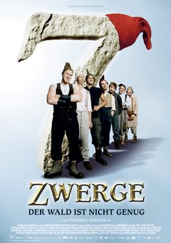 7 Dwarves: The Forest Is Not Enough movie poster