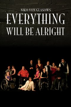 Everything Will Be Alright movie poster