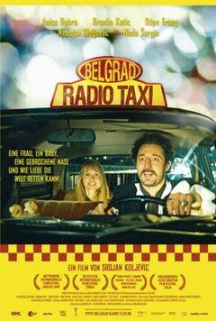 Belgrad Radio Taxi movie poster