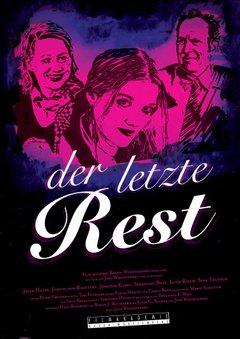 Der letzte Rest movie poster