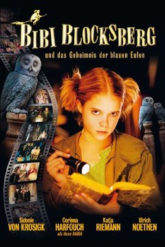 Bibi Blocksberg and the Secret of Blue Owls movie poster