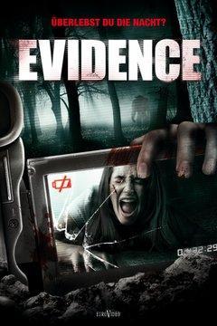 Evidence movie poster